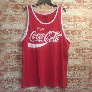 NWT Coca-Cola Tank, size XL